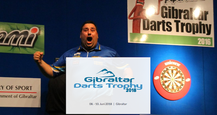 2018 gibraltar darts trophy day one